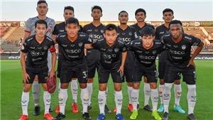 Xem trực tiếp Suphanburi vs Muangthong. Trực tiếp vòng 11 Thai League