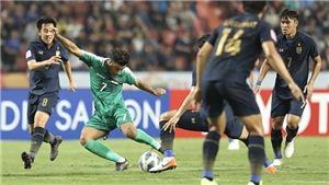 U23 Thái Lan lọt vào tứ kết, HLV Nishino 'nổ' tưng bừng