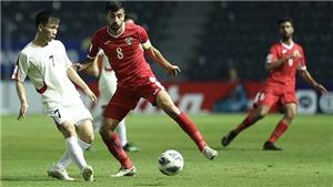 Jordan tuyến bố chơi tấn công trước U23 Việt Nam