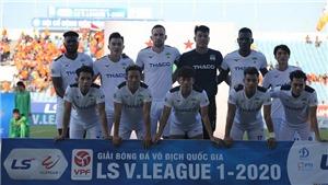 Cập nhật trực tiếp V-League 2021: Sài Gòn vs HAGL. Đà Nẵng vs TPHCM