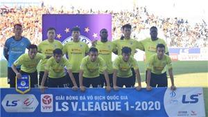 Cập nhật trực tiếp V-League 2020: HAGL vs Quảng Nam. Hà Tĩnh vs TPHCM