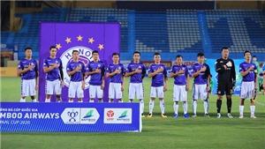 Cập nhật trực tiếp V-League 2021: Nam Định vs Hà Nội (18h00, 15/1)