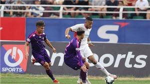 Quang Hải thua Bruno ở giải thưởng Cầu thủ xuất sắc nhất tháng 10
