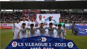 HAGL thâu tóm hầu hết các giải thưởng tháng tại V-League 2021
