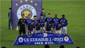 Hà Nội FC chia tay HLV Chu Đình Nghiêm, bổ nhiệm ông Hoàng Văn Phúc