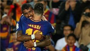 Messi đã nói 7 từ nào khiến Paulinho sợ không dám đá phạt?