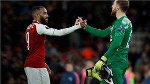 ĐIỂM NHẤN Arsenal 1-1 Atletico: Quà chia tay Wenger chưa hoàn hảo. Oblak xuất sắc như De Gea