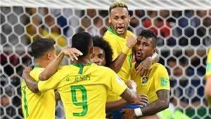 Paulinho: Máy chạy của Barca, người hùng thầm lặng của Brazil