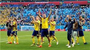ĐIỂM NHẤN Thụy Điển 1-0 Thụy Sĩ: Nốt trầm ở vòng 1/8. Thụy Điển mơ về kỳ tích 1994