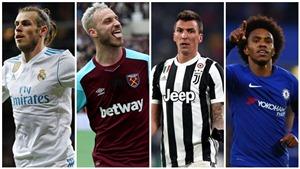 CHUYỂN NHƯỢNG 6/7: M.U để mắt tới 6 ngôi sao tấn công. Liverpool dốc tiền mua Dybala