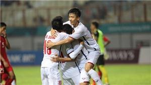 Video clip highlights U23 Việt Nam 2-0 U23 Nepal: Chiến thắng gọi tên song Đức