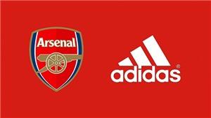 Arsenal công bố đồng tài trợ áo đấu siêu khủng với hãng Adidas