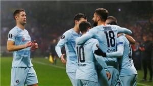 VIDEO BATE Borisov 0-1 Chelsea: Giroud giúp The Blues đi tiếp sớm 2 lượt