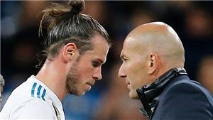 CHÍNH THỨC: Zidane thừa nhận muốn tống cổ Bale trong mùa Hè