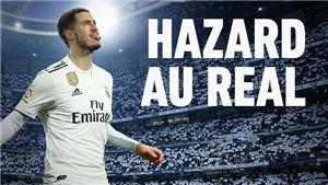 CẬP NHẬT sáng 4/6: Đại diện Real tới London để chốt vụ Hazard. MU chờ câu trả lời từ De Ligt