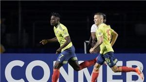 VIDEO Colombia 1-0 Qatar: James Rodriguez, Zapata tỏa sáng cuối trận, Colombia sớm vào tứ kết