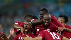 Paraguay 2-2 Qatar: ĐKVĐ châu Á ngược dòng giành điểm đầu tiên ở Copa America 2019