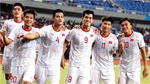 Kết quả bốc thăm môn bóng đá SEA Games 2019: Việt Nam chung bảng Thái Lan và Indonesia
