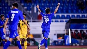 VTV2 VTV6 trực tiếp bóng đá Seagame 30: U22 Thái Lan vs Singapore, Việt Nam vs Indonesia