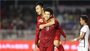U22 Việt Nam 3-0 U22 Indonesia: Việt Nam vô địch SEA Games 30!!!!!!!!!
