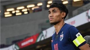Tiền đạo số 1 Thái Lan chính thức chuyển đến J.League