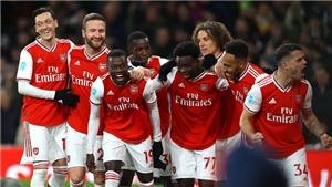 Arsenal 4-0 Newcastle: Pepe rực sáng, Arsenal mở tiệc bàn thắng trên sân Emirates