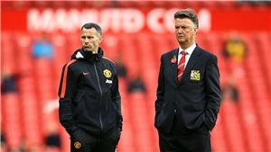 Giggs: 'Van Gaal có tác động đến sự nghiệp huấn luyện của tôi lớn hơn Sir Alex'