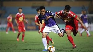 Trực tiếp bóng đá. HAGL vs Sài Gòn. Hà Nội vs SLNA. Trực tiếp bóng đá vòng 5 V-League