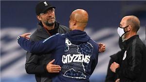 Man City đè bẹp tân vương Liverpool, Pep Guardiola vẫn khen ngợi đối phương