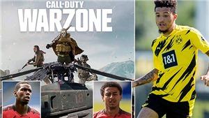 Sancho đến sân tập Dortmund muộn vì... chơi game online với sao MU?