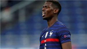 Pogba bị chỉ trích vì phòng ngự hời hợt trong trận thua của Pháp trước Phần Lan