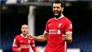 Salah nhận danh hiệu Cầu thủ xuất sắc nhất năm