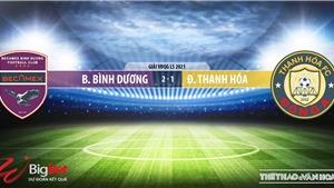 Soi kèo nhà cái Bình Dương vs Thanh Hóa.BĐTV Trực tiếp bóng đá Việt Nam