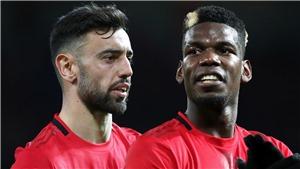 Tiết lộ lời hứa hẹn của Pogba dành cho Fernandes