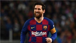 Bóng đá hôm nay 1/1: Cavani bị treo giò 3 trận. Messi ở lại Barcelona tới năm 2023