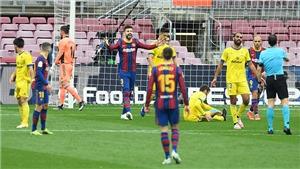 Bóng đá hôm nay 22/2: MU đòi lại ngôi nhì bảng. Barca đánh rơi chiến thắng