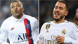 Bóng đá hôm nay 27/2: MU đổi 3 ngôi sao lấy Rice. Mbappe đe dọa vị trí của Hazard