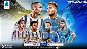 Soi kèo nhà cáiJuventus vs Lazio. FPT Play trực tiếp bóng đá Ý