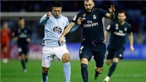 BĐTV trực tiếp bóng đá Tây Ban Nha:  Celta Vigo vs Real Madrid (22h15 hôm nay)