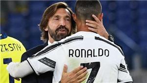 Thua sốc Benevento, Pirlo và Ronaldo vẫn BLĐ Juve được ủng hộ