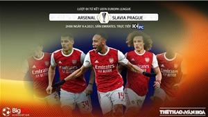 Soi kèo nhà cáiArsenal vs Slavia Praha. K+PM trực tiếp bóng đá cúp C2 châu Âu