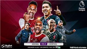 Soi kèo nhà cái Arsenal vs Liverpool. K+, K+PM trực tiếp Ngoại hạng Anh