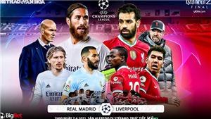 Soi kèo nhà cáiReal Madrid vs Liverpool. Tứ kết lượt đi Cúp C1 châu Âu