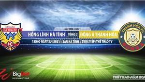 Soi kèo nhà cái Hồng Lĩnh Hà Tĩnh vs Đông Á Thanh Hóa. TTTV trực tiếp V-League 2021