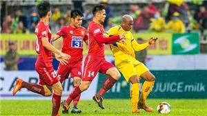 Trực tiếp bóng đá Việt Nam: Thanh Hóa vs Hải Phòng (17h00 hôm nay)