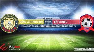 Soi kèo nhà cái Thanh Hóa vs Hải Phòng. BĐTV trực tiếp bóng đá Việt Nam