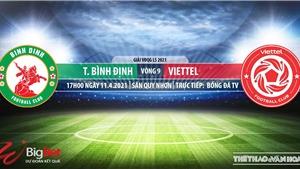 Soi kèo nhà cái Bình Định vs Viettel. BĐTV trực tiếp bóng đá Việt Nam