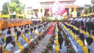 Đại lễ Phật đản 2018: Tôn vinh giá trị văn hóa của giáo lý đạo Phật