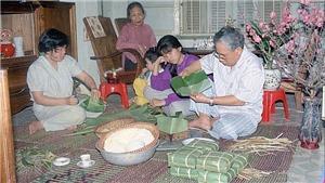 Gia đình Việt Nam qua những bức ảnh xưa bồi hồi xúc cảm