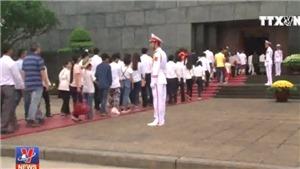 VIDEO: Lăng Chủ tịch Hồ Chí Minh mở cửa đón đồng bào từ ngày 16/8